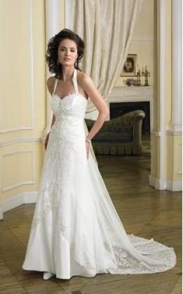 abito da sposa V1250