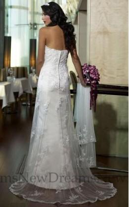 abito da sposa V1510