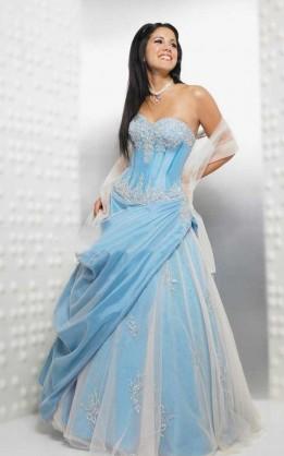 abito da sposa V2001