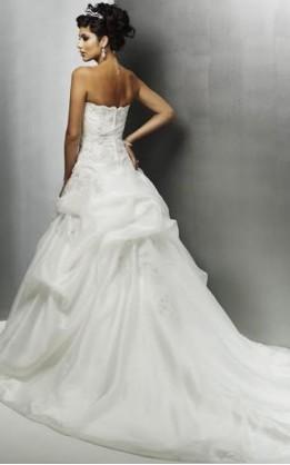 abito da sposa V2007