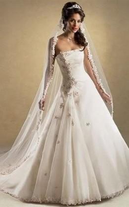 abito da sposa V2008