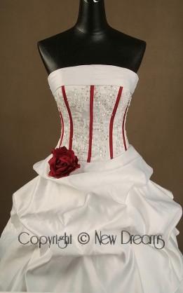 abito da sposa V2021