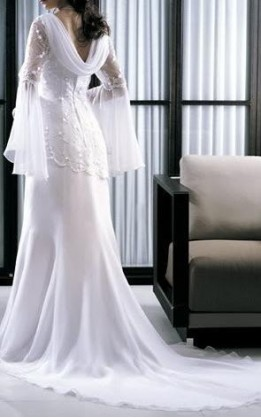abito da sposa V2017