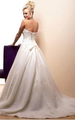 abito da sposa V2022