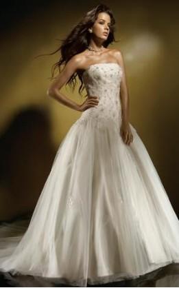 abito da sposa V2029