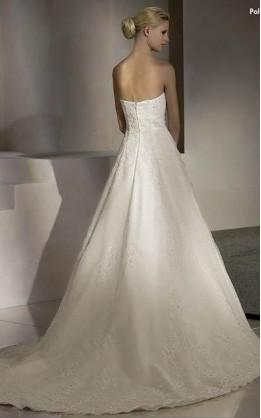 abito da sposa V2036