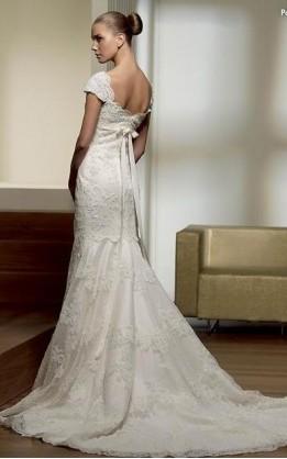 abito da sposa V2038