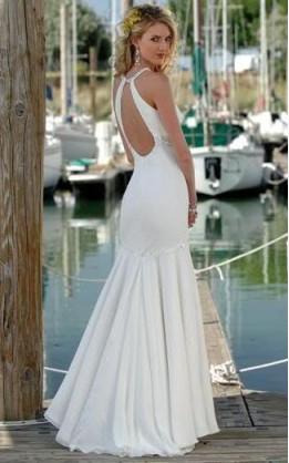 abito da sposa V2047