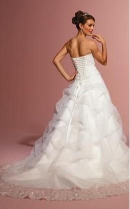 abito da sposa V2041