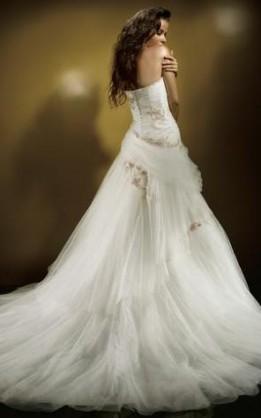abito da sposa V2043