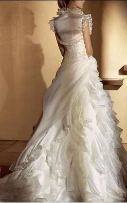 abito da sposa V2059