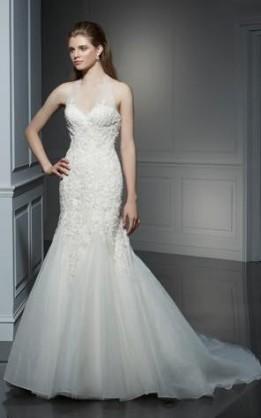 abito da sposa V2062