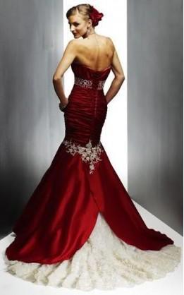 abito da sposa V2064