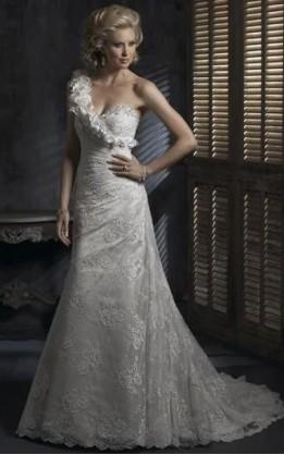 abito da sposa V2072