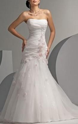 abito da sposa V2074