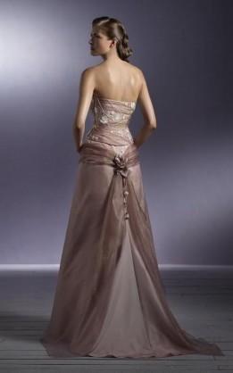 abito da sposa V2075