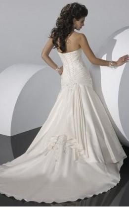 abito da sposa V2079