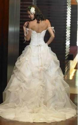 abito da sposa V2081
