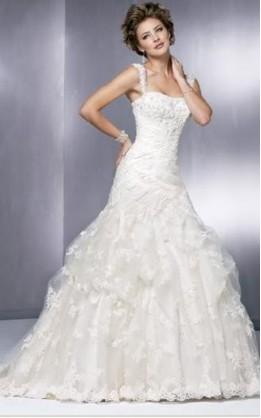 abito da sposa V2089