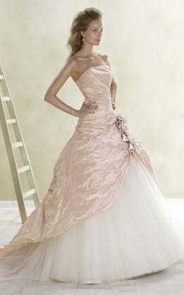 abito da sposa V2100