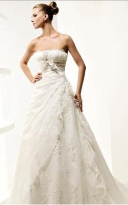abito da sposa V2101
