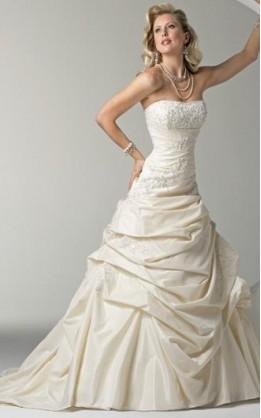 abito da sposa V2102