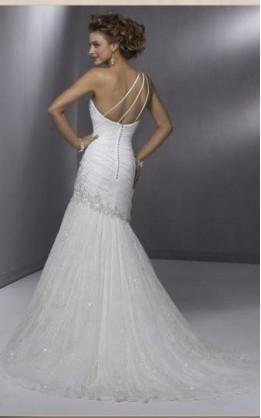 abito da sposa V2092
