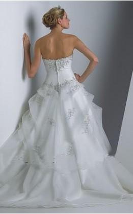 abito da sposa V2094