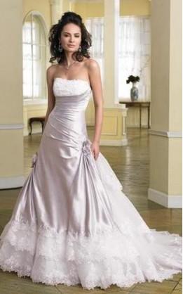 abito da sposa V2096