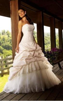abito da sposa V3001