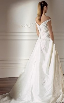 abito da sposa V3003