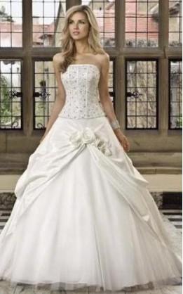 abito da sposa V3004