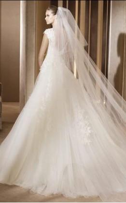 abito da sposa V3006