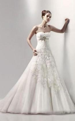 abito da sposa V3009