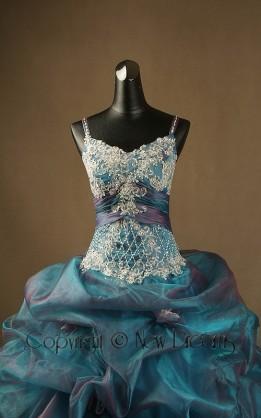 abito da sposa V3005