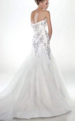 abito da sposa V3011