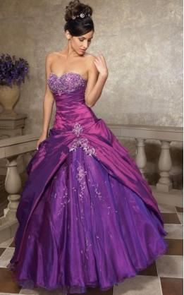 abito da sposa V3012