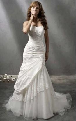 abito da sposa V3013