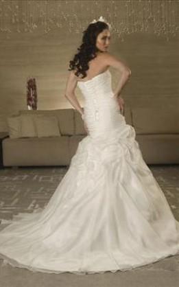 abito da sposa V3014