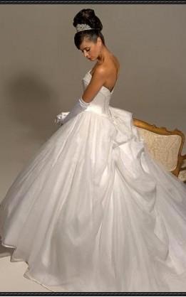 abito da sposa V3015