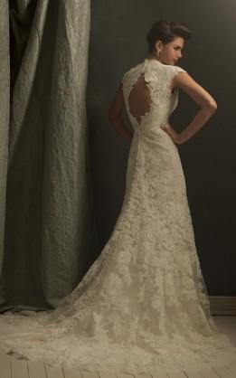 abito da sposa V3016