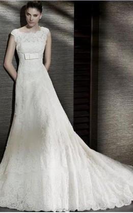 abito da sposa V3021
