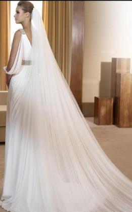 abito da sposa V3023