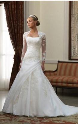 abito da sposa V3025