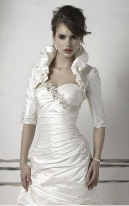 abito da sposa V3026