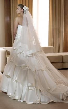 abito da sposa V3031