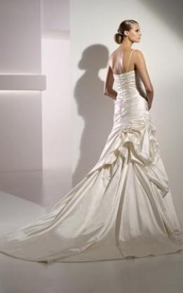 abito da sposa V3034