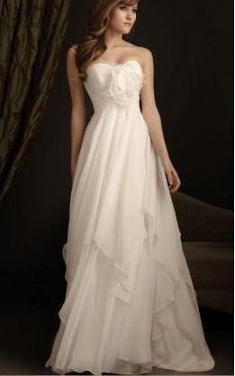 abito da sposa V3035