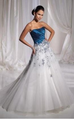 abito da sposa V3037