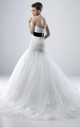 abito da sposa V3038